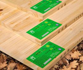 烘干香杉木指接板集成板建材